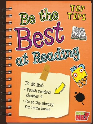 cover image of Be the Best at Reading