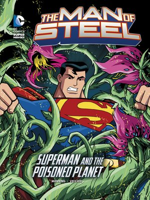cover image of Superman and the Poisoned Planet