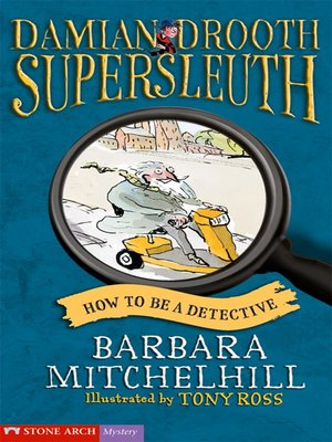 cover image of How to Be a Detective