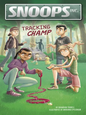 cover image of Tracking Champ