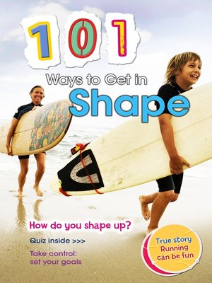 cover image of 101 Ways to Get in Shape
