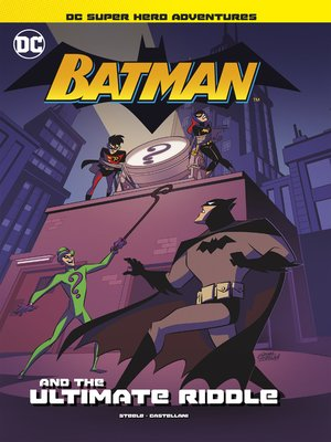 cover image of Batman and the Ultimate Riddle