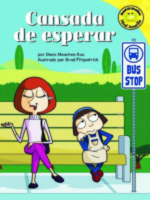 cover image of Cansada de esperar