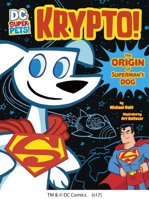 cover image of Krypto