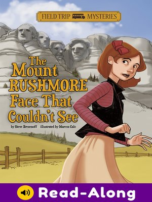 cover image of The Mount Rushmore Face That Couldn't See