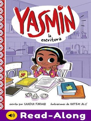 cover image of Yasmin la escritoria