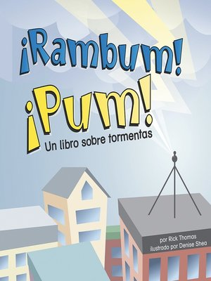cover image of ¡Rambum! ¡Pum!