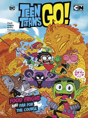 cover image of Food Fright and Par for the Course