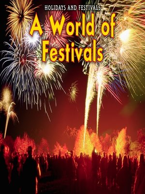 cover image of A World of Festivals