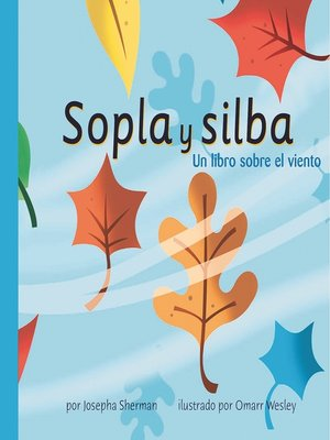 cover image of Sopla y silba
