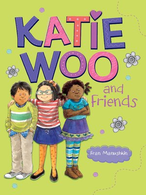 cover image of Katie Woo and Friends