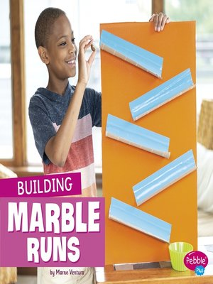 cover image of Building Marble Runs