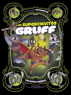 cover image of Los superchivitos Gruff