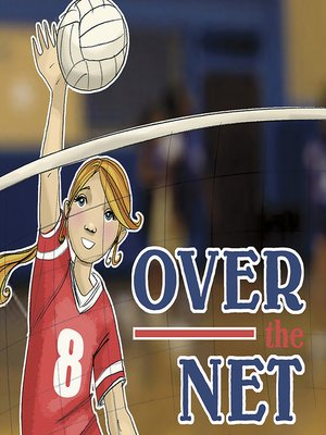 cover image of Over the Net