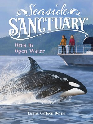 cover image of Orca in Open Water