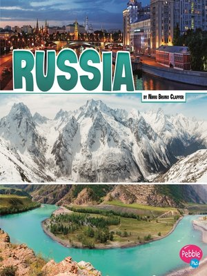 cover image of Let's Look at Russia