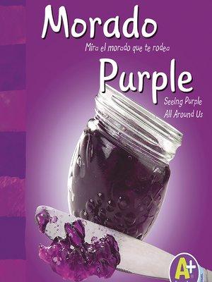 cover image of Morado / Purple