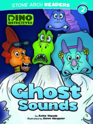 cover image of Ghost Sounds