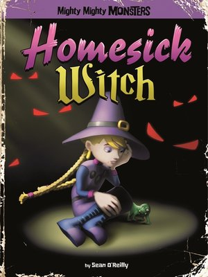 cover image of Homesick Witch