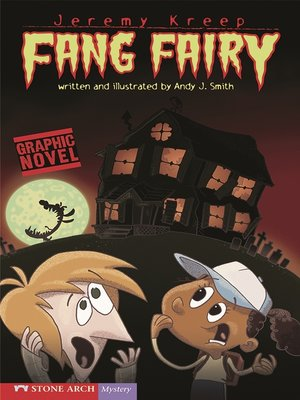 cover image of Fang Fairy