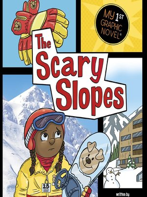 cover image of The Scary Slopes