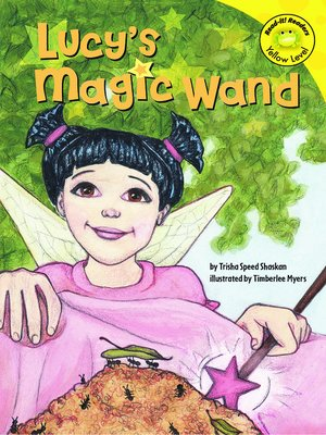 cover image of Lucy's Magic Wand
