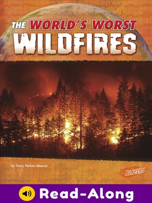 cover image of The World's Worst Wildfires
