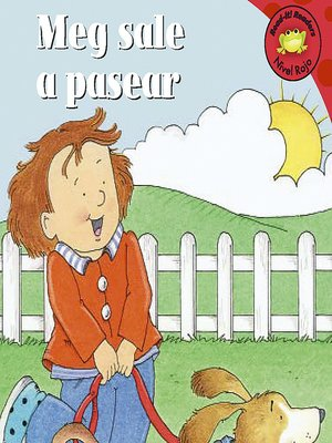 cover image of Meg sale a pasear