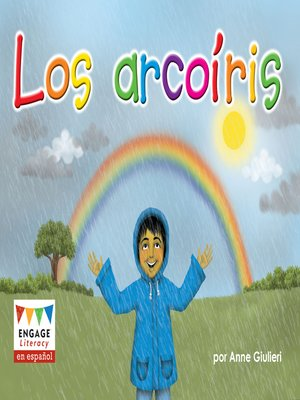 cover image of Los arcoíris