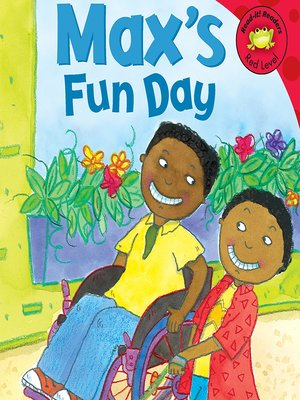 cover image of Max's Fun Day