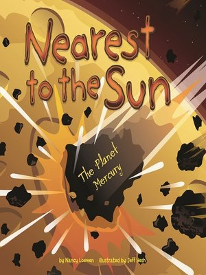 cover image of Nearest to the Sun
