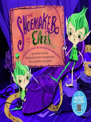 cover image of The Shoemaker and the Elves