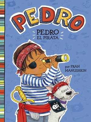 cover image of Pedro el pirata