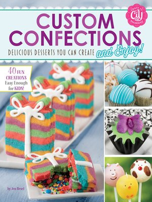 cover image of Custom Confections