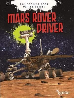 cover image of Mars Rover Driver