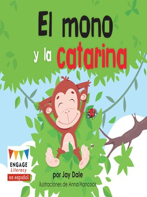 cover image of El mono y la catarina