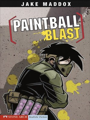 cover image of Paintball Blast