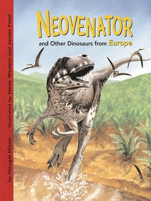 cover image of Neovenator and Other Dinosaurs of Europe