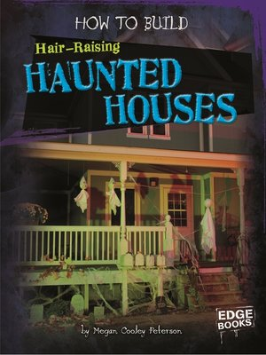 cover image of How to Build Hair-Raising Haunted Houses