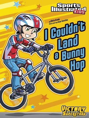 cover image of I Couldn't Land a Bunny Hop