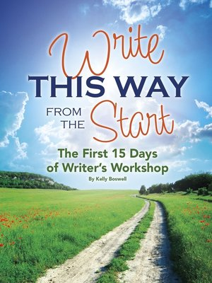 cover image of Write This Way from the Start