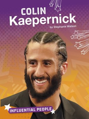 cover image of Colin Kaepernick