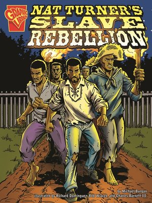 cover image of Nat Turner's Slave Rebellion