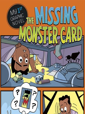 cover image of The Missing Monster Card