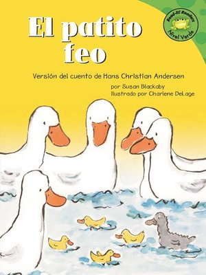 cover image of El patito feo