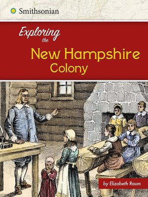 cover image of Exploring the New Hampshire Colony