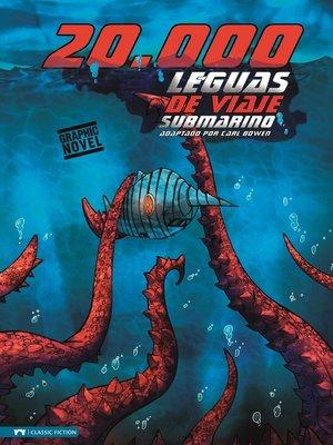 cover image of 20,000 Leguas de Viaje Submarino