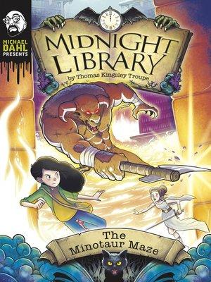 cover image of The Minotaur Maze