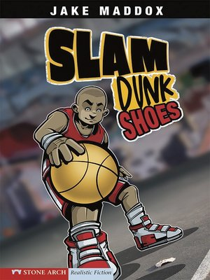 cover image of Slam Dunk Shoes