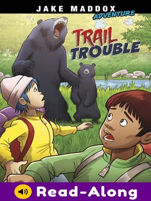 cover image of Trail Trouble